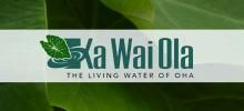 Ka Wai Ola article